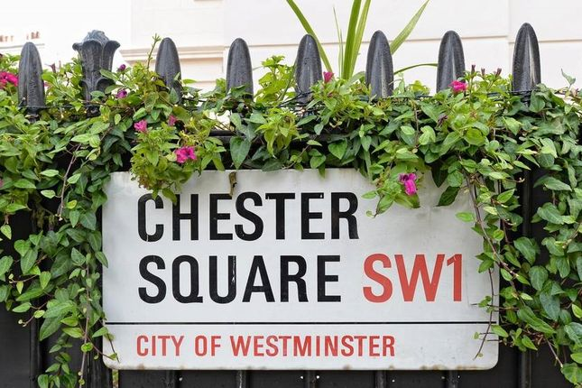 Thumbnail Terraced house to rent in Chester Square, London