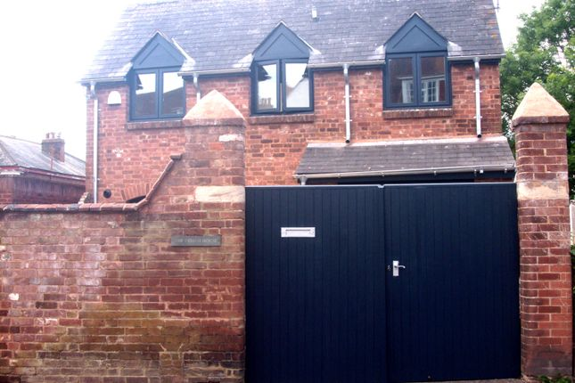 Thumbnail Detached house to rent in Velwell Road, Exeter