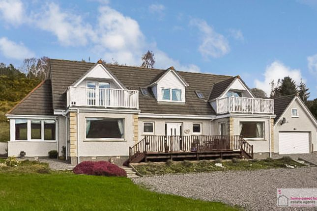 Thumbnail 4 bed detached house to rent in Culloden Moor, Inverness