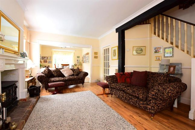 Thumbnail Detached bungalow for sale in Warren Rise, Brighton, East Sussex