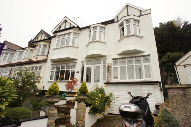 Thumbnail End terrace house for sale in Lansdowne Road, London