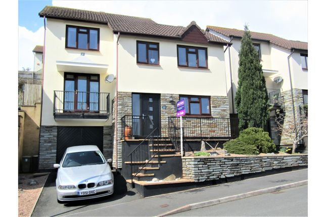 Thumbnail Detached house for sale in Valley Close, Teignmouth