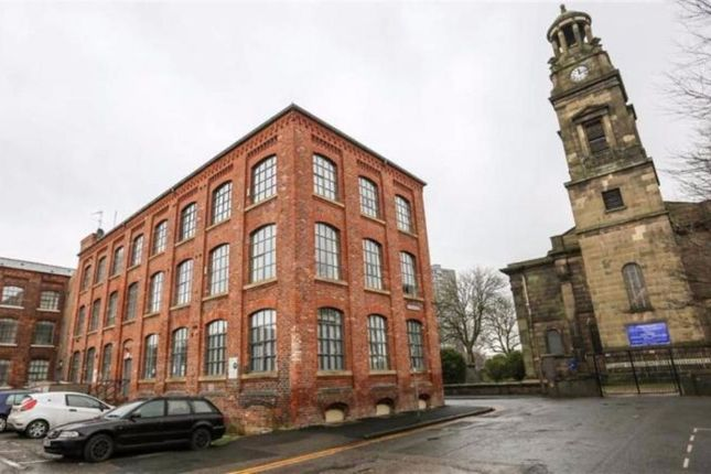 Thumbnail Flat to rent in St. Thomas's Place, Stockport