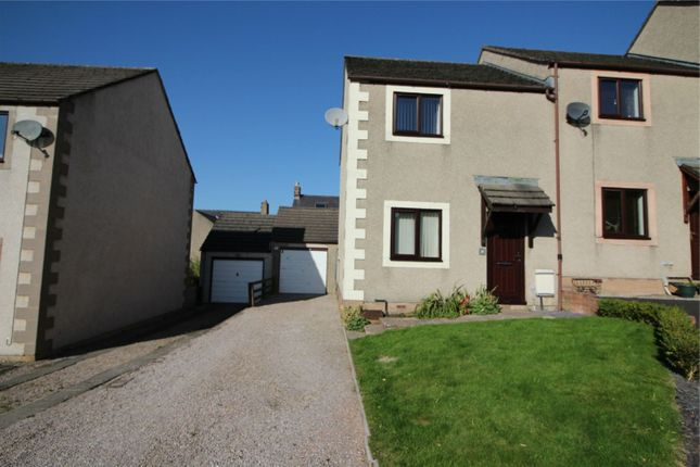 Thumbnail End terrace house for sale in 18 Hothfield Court, Appleby-In-Westmorland, Cumbria