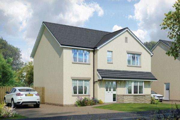 Thumbnail Detached house for sale in Plot 3 Cairngorm, Oaktree Gardens, Alloa, Clackmannanshire
