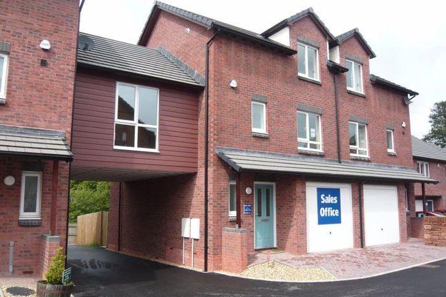Thumbnail Town house to rent in St. Josephs Gardens, Carlisle
