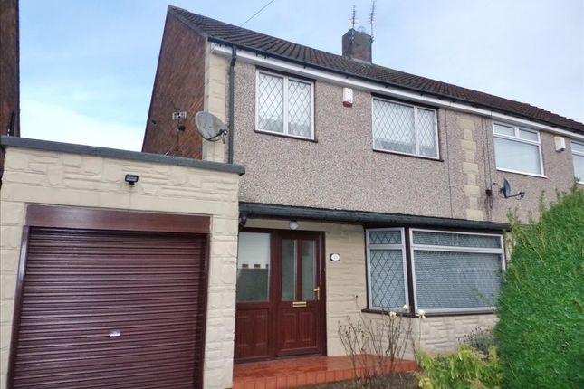 Thumbnail Semi-detached house to rent in Acorn Avenue, Bedlington