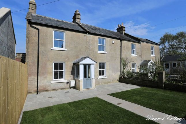 Thumbnail Cottage for sale in Farrs Lane, Combe Down, Bath