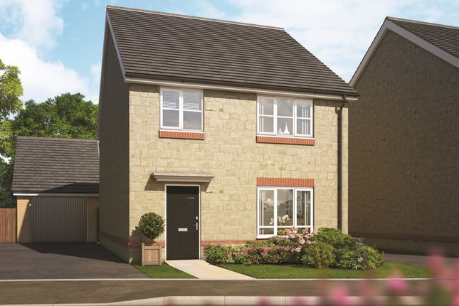 Thumbnail Detached house for sale in Great Western Park, Didcot