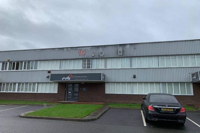 Thumbnail Warehouse to let in Broad Ground Road, Redditch