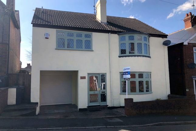 Thumbnail Detached house for sale in Albert Road, Ripley