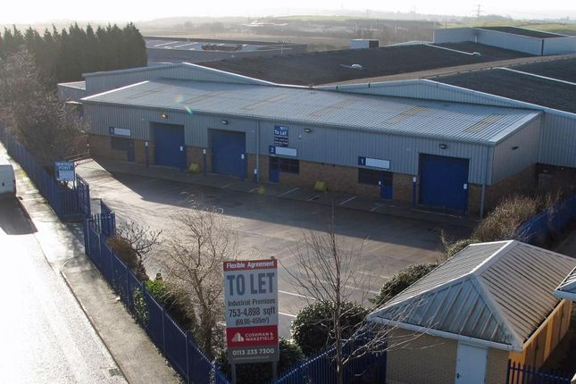 Industrial to let in Unit 2, Vantage Point, Howley Park Road East, Leeds