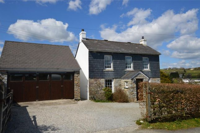 Thumbnail Detached house for sale in The Cottage, Shop Park, Lower Tremar, Liskeard