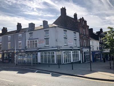 Thumbnail Pub/bar to let in St. Johns Square, Burslem, Stoke-On-Trent
