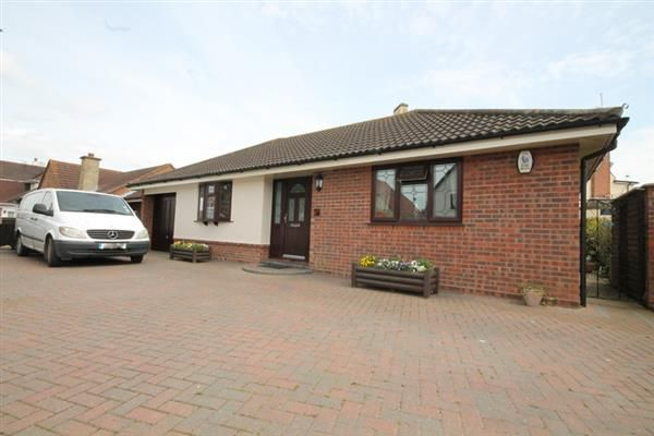 Thumbnail Bungalow for sale in Southcliff Park, Clacton-On-Sea