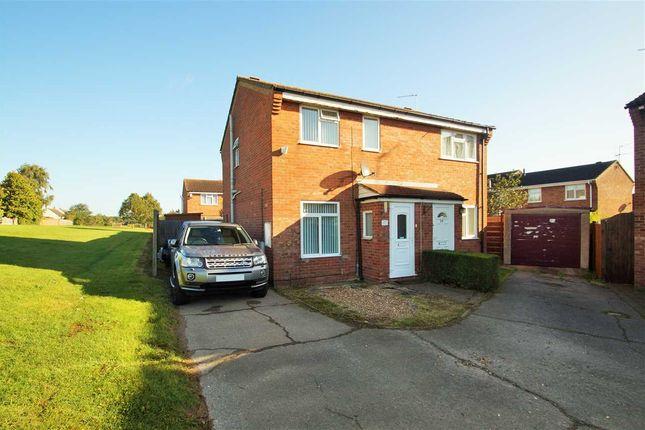 Thumbnail Semi-detached house for sale in Siskin Close, Longridge, Colchester