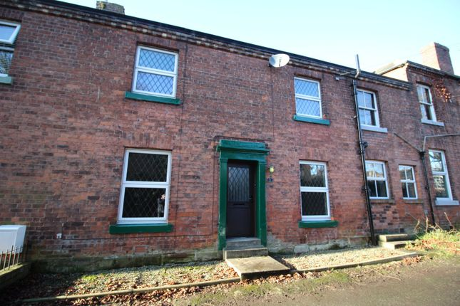 Thumbnail End terrace house for sale in Etterby Terrace, Carlisle, Cumbria