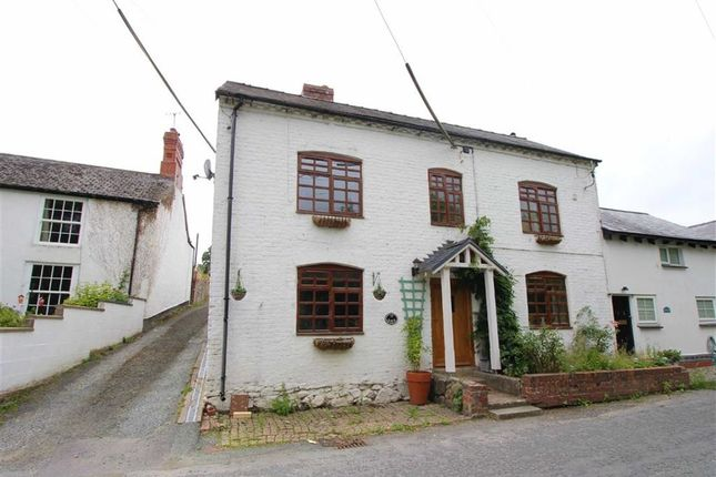 Thumbnail Semi-detached house for sale in Ty Mawr, High Street, Llanfair Caereinion, Powys