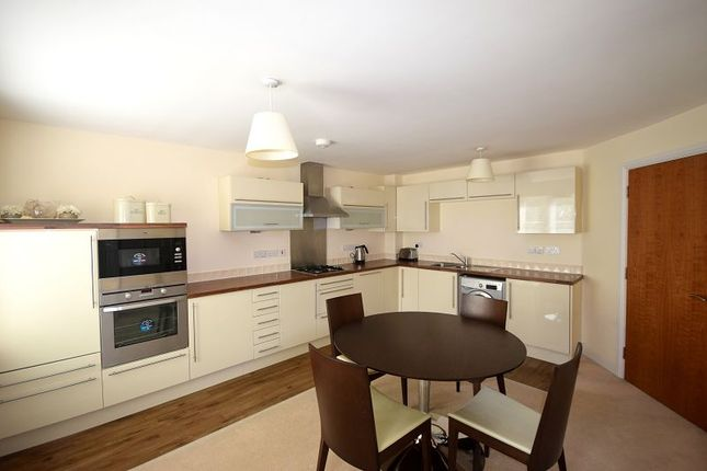 Thumbnail Flat to rent in Ashford House, St Georges Close, Allestree