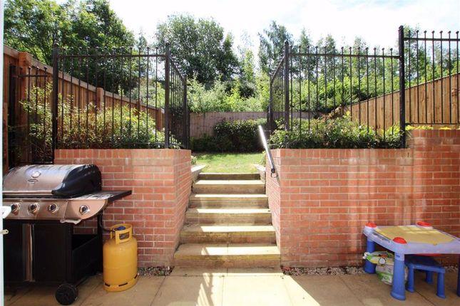 Gardens: of Whitstable Mews, Wortley, Leeds, West Yorkshire LS12