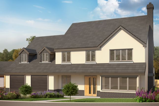 Thumbnail Detached house for sale in Plot 5, The Limes, Off Brassington Lane