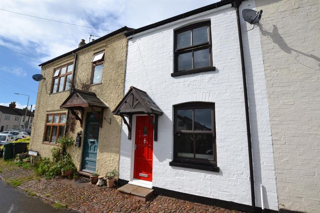 Thumbnail Terraced house for sale in Barrow Road, Sileby, Loughborough