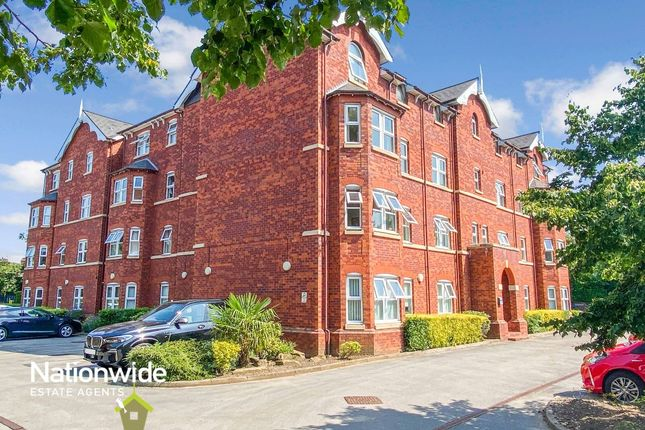 2 bed flat for sale in Albany Court, Broad Road, Sale M33