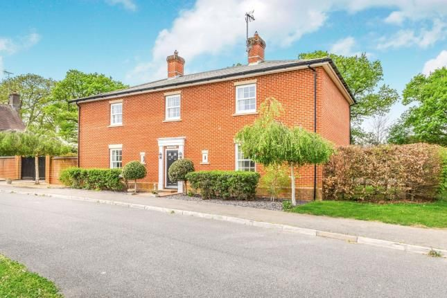 Thumbnail Detached house for sale in The Green, Dial Post, Horsham, West Sussex