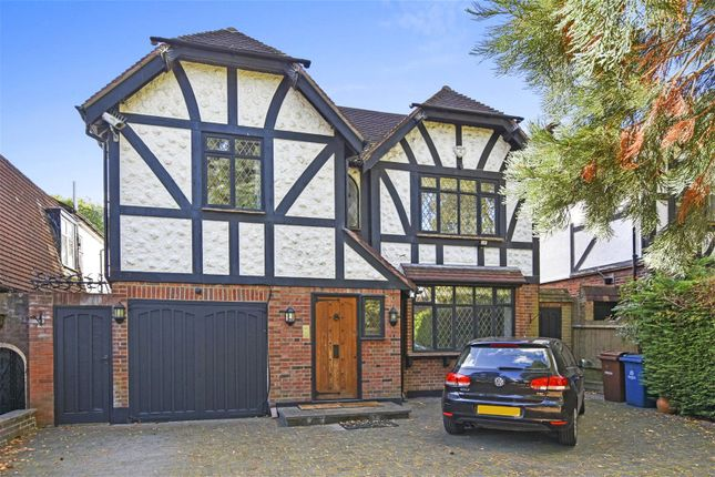 Thumbnail Detached house to rent in Canons Drive, Edgware