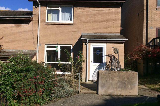 Thumbnail Terraced house to rent in Heol Tyn Y Fron, Penparcau, Aberystwyth