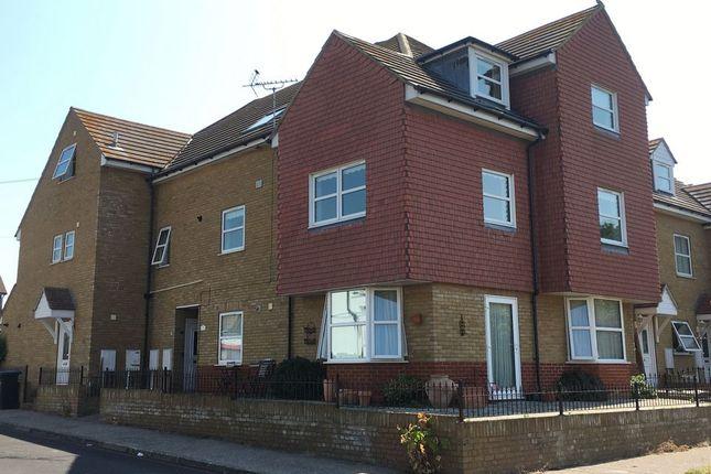 Thumbnail Maisonette to rent in Egbert Road, Birchington