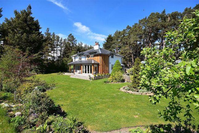 Thumbnail Detached house for sale in Dulnain Bridge, Grantown-On-Spey