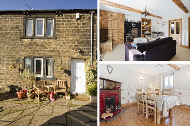 Thumbnail Terraced house for sale in Kilpin Hill Lane, Dewsbury, West Yorkshire