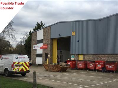 Thumbnail Light industrial to let in Brookmead Industrial Estate, Jessops Way, Croydon, Surrey
