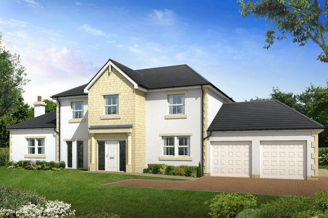 Thumbnail Detached house for sale in Monksmeadow, Monkswood - Plot 43, Gattonside, Melrose