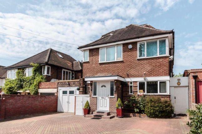 Thumbnail Detached house for sale in High Road, Harrow Weald, Harrow