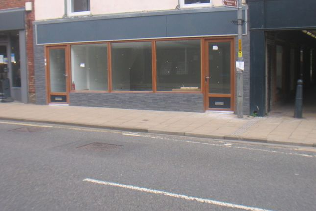 Thumbnail Retail premises to let in Morpeth Town Centre, Newgate Street, Northumberland