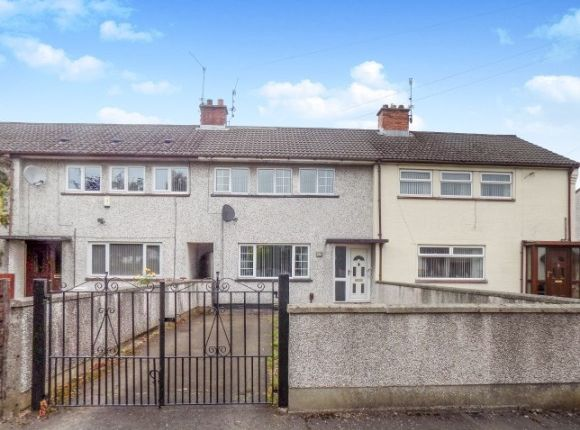 Thumbnail Terraced house for sale in 16 Milltown Crescent, Derriaghy, Lisburn