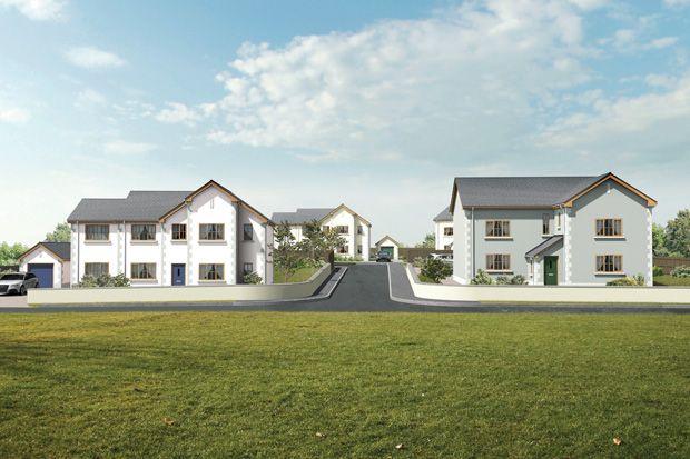 Thumbnail Detached house for sale in Alltyferin Road, Pontargothi, Nantgaredig, Carmarthen, Carmarthenshire