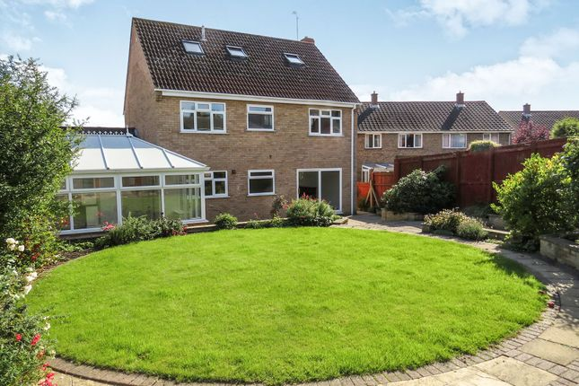 Thumbnail Link-detached house for sale in West End, Yaxley, Peterborough