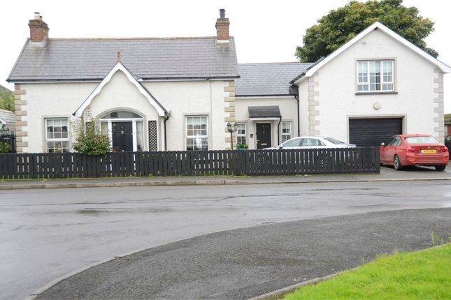 Thumbnail Detached house for sale in Gravelhill Road, Lisburn, County Antrim