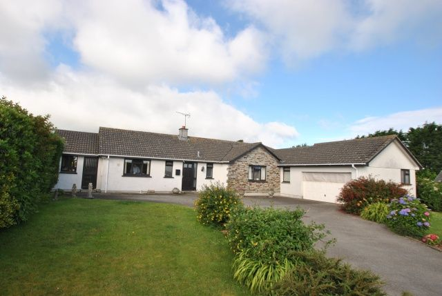 Thumbnail Bungalow for sale in Belah Meadows, Otterham, Camelford