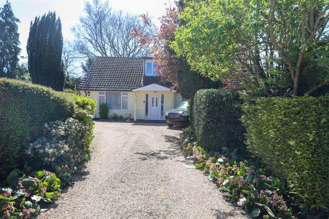 Thumbnail Detached bungalow for sale in Wickham Close, Harefield