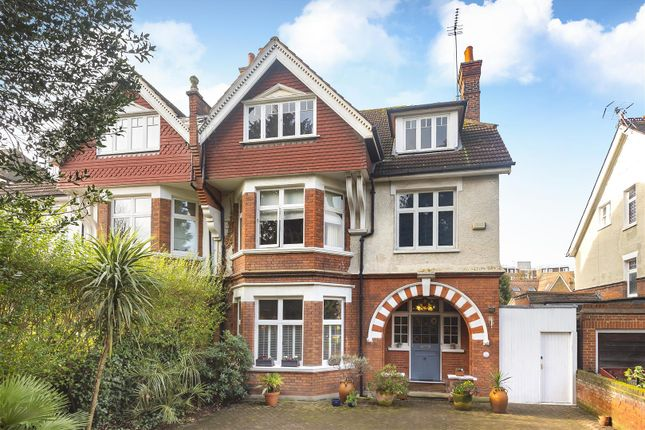 Thumbnail Semi-detached house for sale in Richmond Road, Kingston Upon Thames