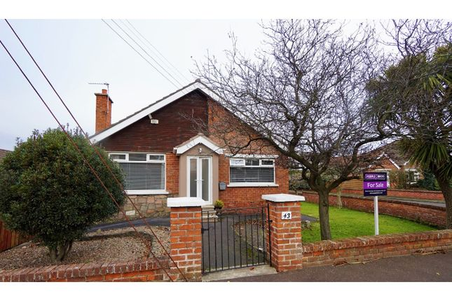 Thumbnail Detached house for sale in Bayview Road, Bangor