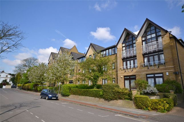 Thumbnail Flat for sale in Hamilton Square, Sandringham Gardens, North Finchley, London