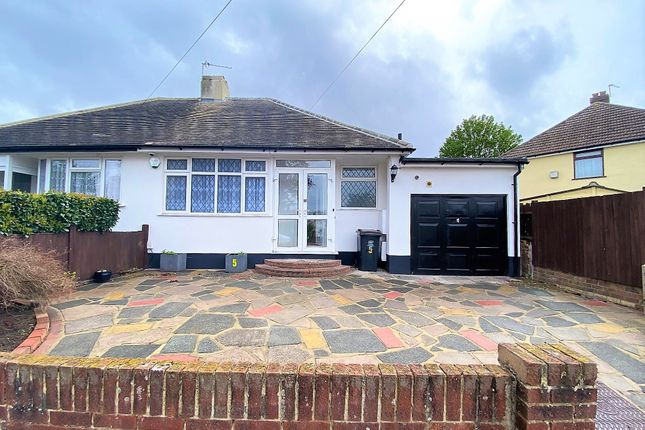 Thumbnail Detached bungalow to rent in Haydens Close, Orpington