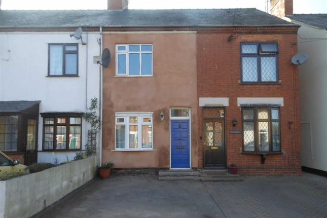 Thumbnail Terraced house to rent in Leicester Road, Sutton In The Elms, Broughton Astley, Leicester