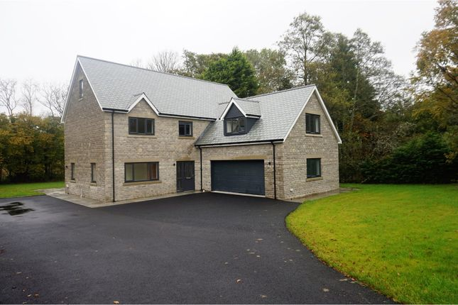Thumbnail Detached house for sale in Wernddu Road, Ammanford