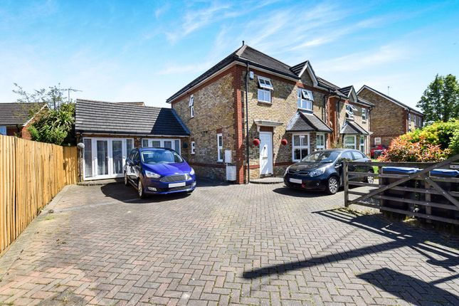 Thumbnail Detached house for sale in Old London Road, Harlow